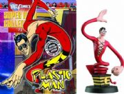 Eaglemoss DC Comics Super Hero Figurine Collection #072 Plastic Man